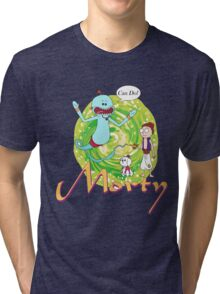 morty and alameeseeks Tri-blend T-Shirt