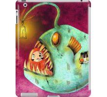 Daruma Travels iPad Case/Skin