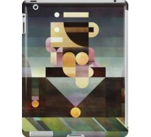 Unstable thinker iPad Case/Skin
