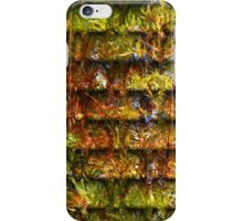 Autumn Trees in Abstract iPhone Case/Skin