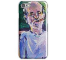 Cuban portrait iPhone Case/Skin