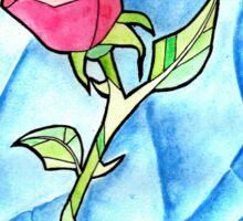 Paper Rose Sticker