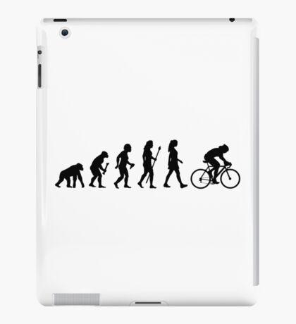 Women's Cycling Evolution iPad Case/Skin