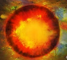 Apocalyptic Fireball  by Kgphotographics