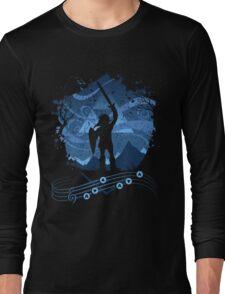 zelda Long Sleeve T-Shirt