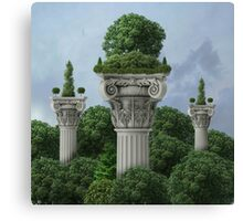 Classical - Sky High Horticulture Canvas Print