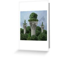 Classical - Sky High Horticulture Greeting Card