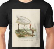 Bilder atlas zur Wissenschaftlich populären Naturgeschichte der Vögel in ihren sämmtlichen Hauptformen Leopold Joseph Fitzinger 1864 139 Unisex T-Shirt