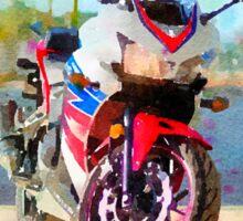 Honda CBR500R Sticker