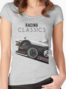 Racing Classics Women's Fitted Scoop T-Shirt