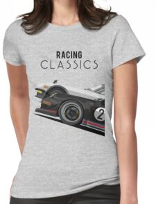 Racing Classics Womens Fitted T-Shirt
