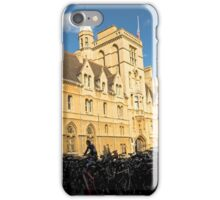 On The Sunny Side Of The Street iPhone Case/Skin