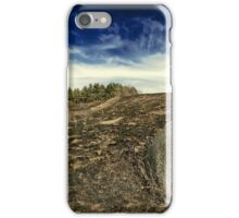 big stone near the forest iPhone Case/Skin
