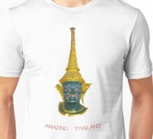 Thai Mask tee Unisex T-Shirt