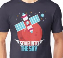 Soar Into The Sky Unisex T-Shirt