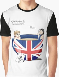Sherlock, a quick summary Graphic T-Shirt