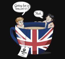 Sherlock, a quick summary by Timtimsia