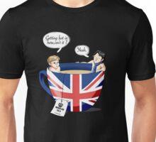 Sherlock, a quick summary Unisex T-Shirt