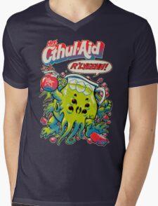 Cthul-Aid Mens V-Neck T-Shirt