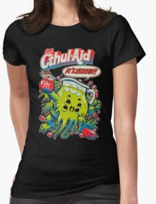 Cthul-Aid Womens Fitted T-Shirt