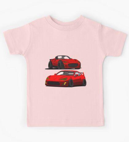 Mazda Miata MX 5 and Gt 86 Kids Tee