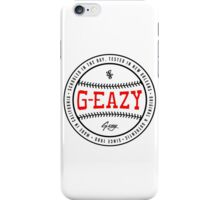 G Baseball iPhone Case/Skin