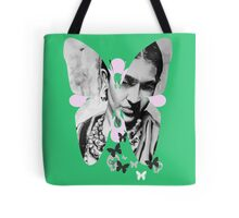 Frida - Green Tote Bag