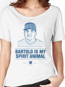 Bartolo Is My Spirit Animal Women's Relaxed Fit T-Shirt