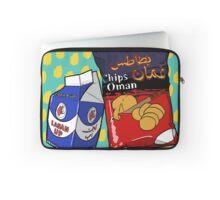 BIG Oman Chips & Laban Up Laptop Sleeve