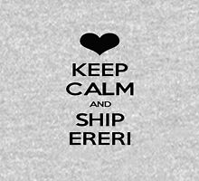 KEEP CALM AND SHIP ERERI Unisex T-Shirt