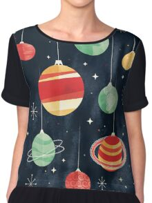 Joy to the Universe Chiffon Top