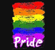 Rainbow LGB Brush Pride LGBT Pride Parade T-shirt Unisex T-Shirt