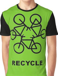 Recycle Graphic T-Shirt