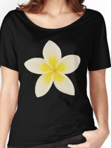 Frangipani Women's Relaxed Fit T-Shirt