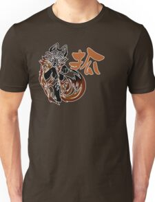 Fox tribal tattoo Unisex T-Shirt