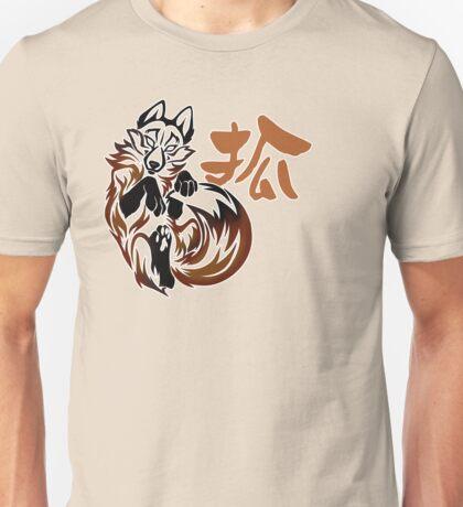 Fox tribal tattoo Unisex T-Shirt