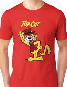 The Top Cat Unisex T-Shirt