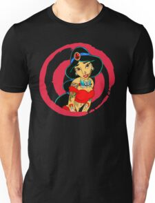 Punk Princesses #2 Unisex T-Shirt
