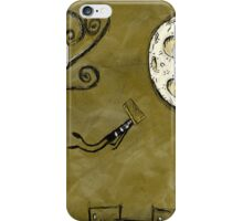 Boy with Brown Paper Bag for a Head iPhone Case/Skin