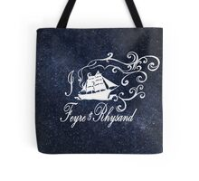 I Ship Feyre and Rhysand Tote Bag