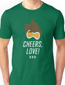 Cheers, Love! Unisex T-Shirt