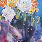 Roses by christine purtle