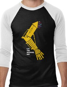 Let the Wookiee win! Men's Baseball ¾ T-Shirt