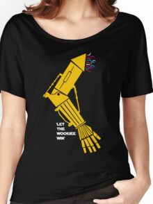 Let the Wookiee win! Women's Relaxed Fit T-Shirt