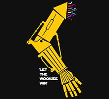 Let the Wookiee win! Unisex T-Shirt