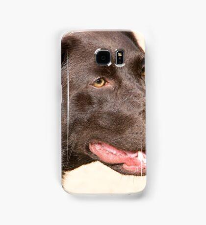 CHOCOLATE LABRADOR Samsung Galaxy Case/Skin
