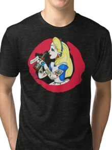 Punk Princesses #5 Tri-blend T-Shirt