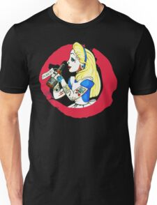 Punk Princesses #5 Unisex T-Shirt