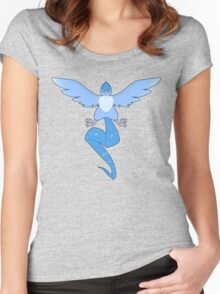 The Freezer Pokemon Women's Fitted Scoop T-Shirt