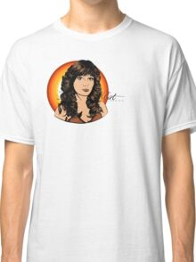 1970's Inspired Graphic Design Classic T-Shirt